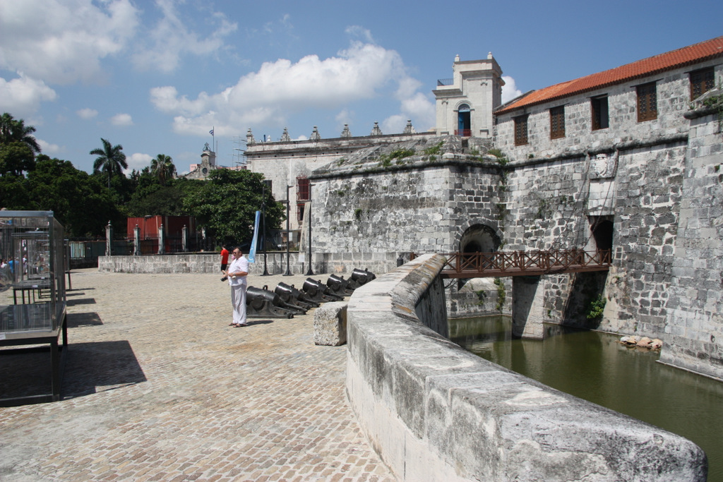 Castillo de la Real Fuerza in Havana