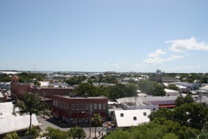 A shot of Olde Towne Key West