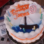 Jamesie Turns Nine: Lego, Pizza and Potter